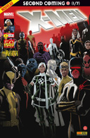 X-Men N°1 et 2 - Collectif - Panini Comics