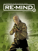 Re-Mind, T3 - Par Mutti & Alcante - Dargaud.