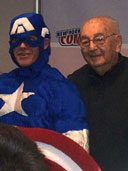 Disparition de Joe Simon, co-créateur de Captain America