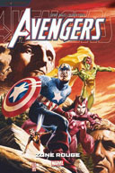 Avengers : « Zone Rouge » - Par G. Johns & O. Coipel – Panini Comics