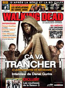 Walking Dead envahit les kiosques en France