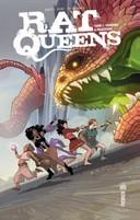 Rat Queens T1 - Par Kurtis J. Wiebe et Roc Upchurch - Urban Comics