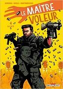 Le Maître Voleur T.4 : La liste - Par Shawn Martinbrough, Robert Kirkman & Andy Diggle - Delcourt Comics