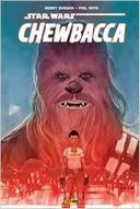 Chewbacca | Les mines d'Andelm – Par Gerry Duggan & Phil Noto – Panini Comics