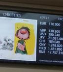 Vente de BD dans les salles de vente : Christie's, Sotheby's, Artcurial, le choc des titans
