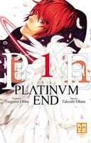 Platinum End T1 - Par Tsugumi Ohba et Takeshi Obata - Kazé