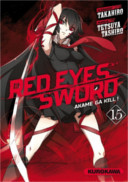 Red Eyes Sword : clap de fin d'un classique du « dark-shônen »