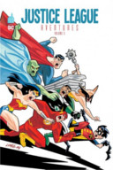Justice League Aventures T3 - Urban Kids