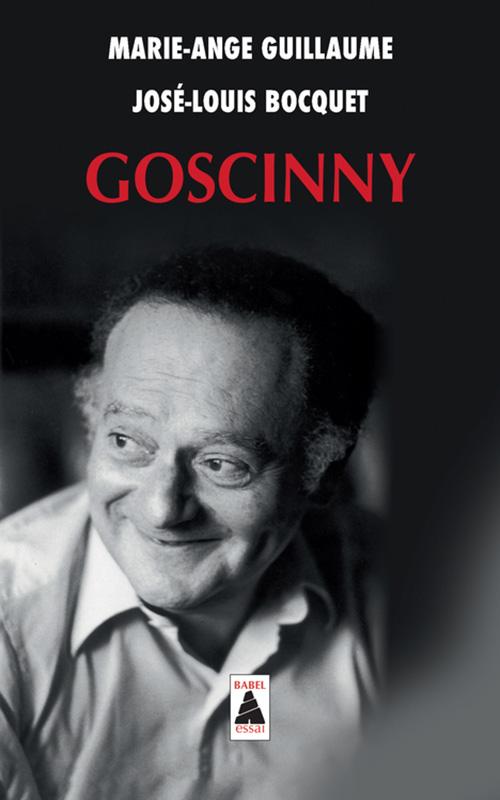 Et Goscinny...? - Page 4 9782330087128_goscinny_babel