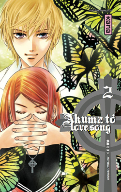 Akuma to Love Song, T1 & 2 - Par Miyoshi Tomori - Kana