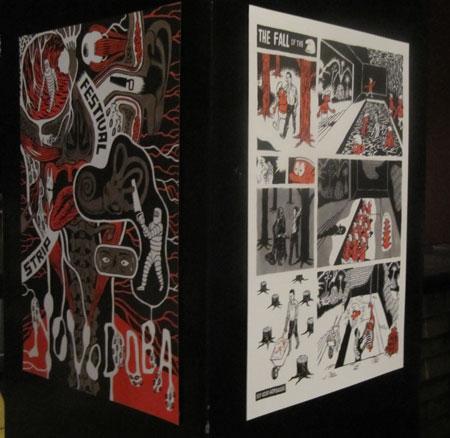 La bande dessin e des balkans est paris actuabd - Salon du livre des balkans ...
