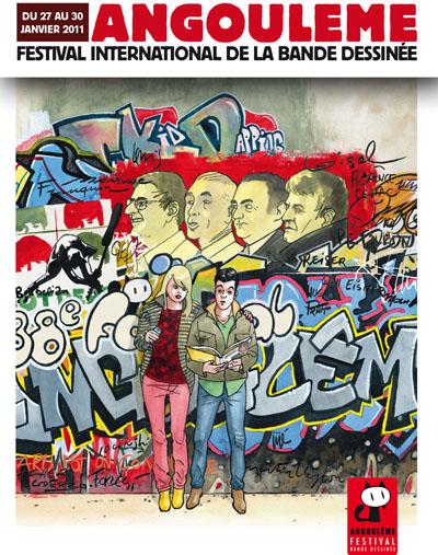 Angoulême 2011 : la présidence Baru'n'Roll