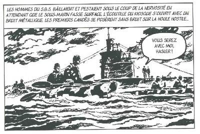 Bande dessinée martiale Commandos_SBS_Pratt_2_ok