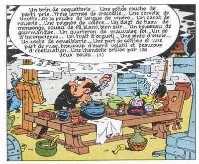 Antoine bueno le village des schtroumpfs est un arch type d utopie totalitaire emprunt de - Le grand schtroumpf et la schtroumpfette ...