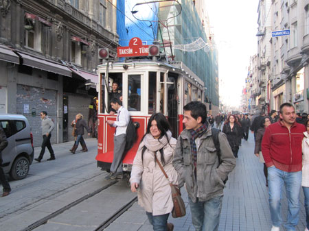 Rencontre francais istanbul
