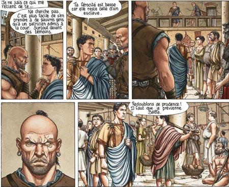 [Manga papier] [BD] Viendez là. - Page 4 Murena3