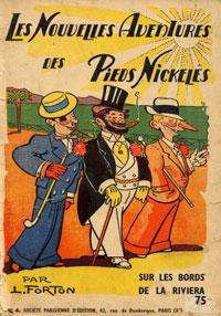 Delcourt et Glénat se disputent l'héritage des Pieds Nickelés