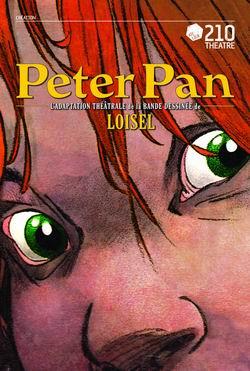 Peter Pan : l'adaptation au théâtre - ActuaBD
