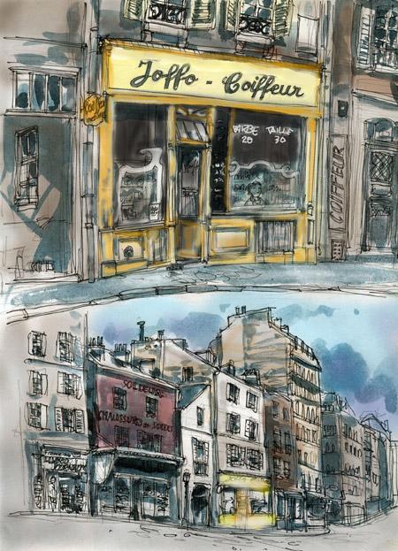 Kris & Bailly adaptent « Un Sac de Billes » de Joseph Joffo