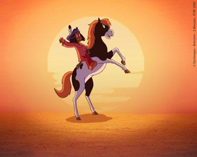 Dessin anim indien - Dessin anime indien cheval ...