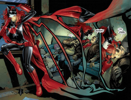 Batwoman T1 : Hydrologie – Par W.Haden Blackman & J.H. Williams III – Urban Comics