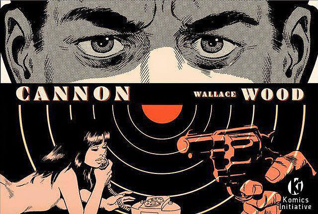 Komics Initiative va s'attaquer à Wally Wood !