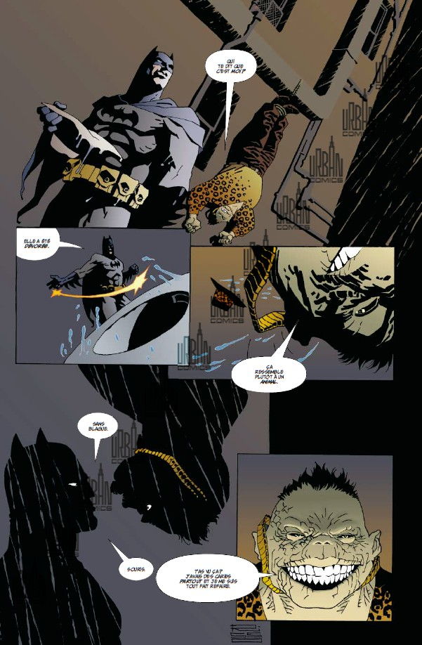 Batman Cite Brisee Par Brian Azzarello Et Eduardo Risso Urban