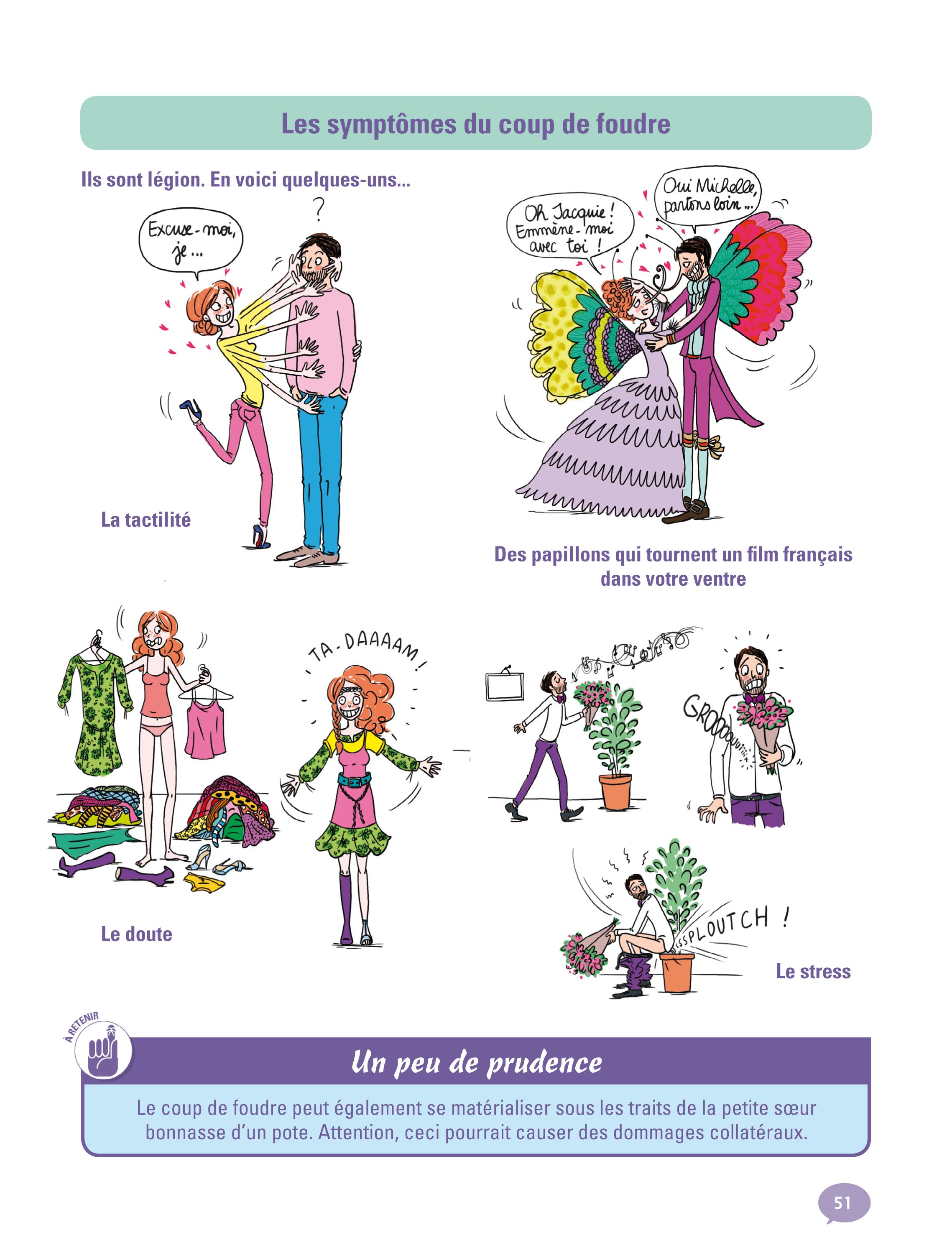 La Drague Et La Grossesse Pour Les Nuls En Bd Par Delcroix
