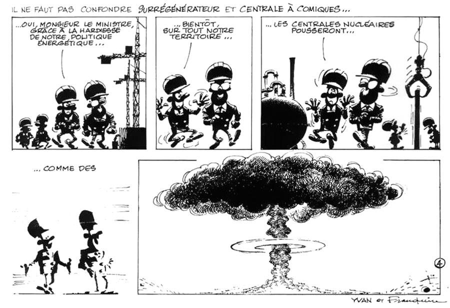 Les Idees Noires De Franquin Dans Une Integrale Complete Actuabd