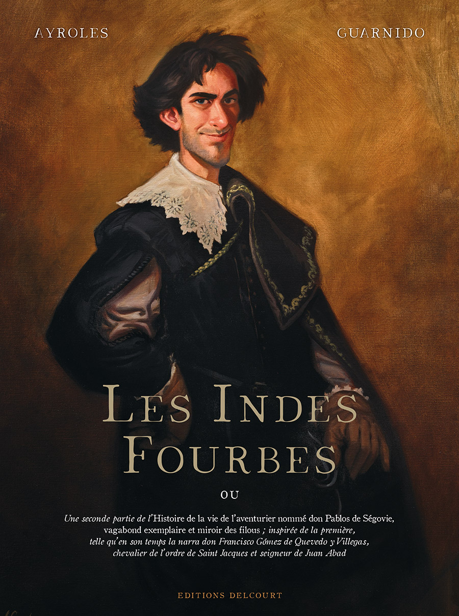 """Les Indes fourbes"" d'Ayroles et Guarnido rafle encore la mise en remportant le Grand prix RTL de la BD"