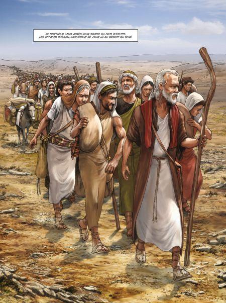 Retour page 1 à 50/Évangile homélie 2013/2014/ jusqu'au/Dimanche 1er Mars 2015/ - Page 20 La_bible_l_ancien_testament_l_exode_2_planche01-1
