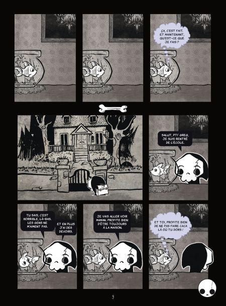 3 petites histoires entre filles - 1 1