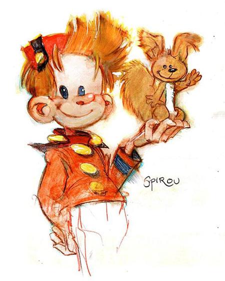 Free Comic Book Day France: Sienkiewicz Dessine Astérix Et Spirou