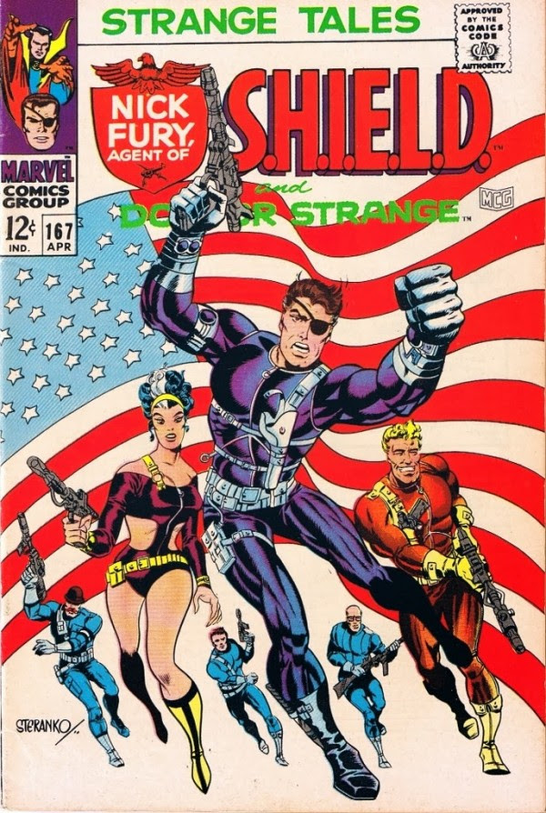 La légende des comics Jim Steranko, supporter engagé de Donald Trump.