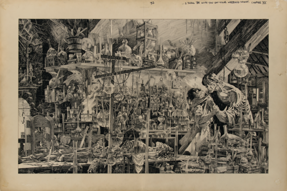 1,2 million de dollars pour la couverture originale du Frankenstein de Bernie Wrightson