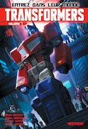 Transformers Volume. 1 - Brian Ruckley, Angel Hernandez & Cachét Whitman - Vestron