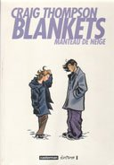 Blankets - Manteau de neige de Craig Thompson - Casterman