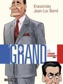Le Grand et le trop court - Par Barré & Krassinsky - Casterman