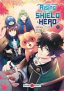 The Rising of the Shield Hero T. 17 - Par Aiya Kyu & Aneko Yusagi - Doki Doki