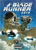 Blade Runner 2019 T. 1 : Los Angeles - Par Michael Green & Mike Johnson - Andres Guinaldo - Delcourt Comics