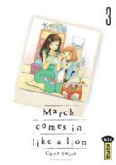 March comes in like a lion T. 3 & T. 4 - Par Chica Umino - Kana