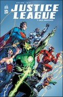 Justice League T1 – Aux origines – Par Geoff Johns & Jim Lee – Urban Comics