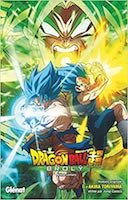 Dragon Ball Super Broly - Anime comics - Glénat