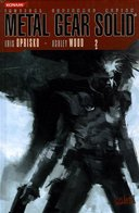 Metal Gear Solid - Tome 2 - Kris Oprisko & Ashley Wood - Soleil
