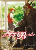The Ancient Magus Bride T9 - Par Koré Yamazaki - Komikku Editions
