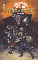 Batman Death Metal Megadeth Edition par Scott Snyder & Greg Capullo, Urban Comics