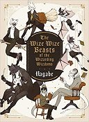 The Wize Wize Beasts of the Wizarding Wizdoms - Par Nagabe - Komikku