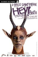 """Hey ! Modern Art & Pop Culture"", acte II à Paris"