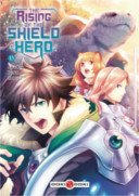 The Rising of the Shield Hero T.13 - Par Aiya Kyu & Aneko Yusagi - Doki Doki