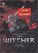 The Witcher : De chair et de flamme - Par Aleksandra Motyka & Marianna Strychowska - Urban Comics - Collection Urban Games